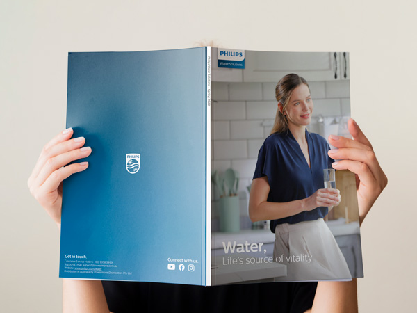 Philips Water Solutions - Magazine Image